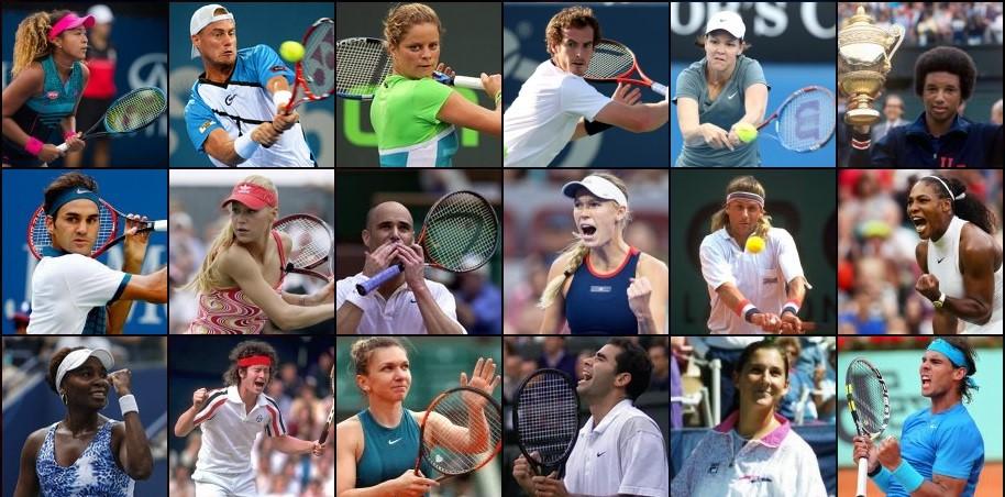 dunyanin en iyi teniscileri